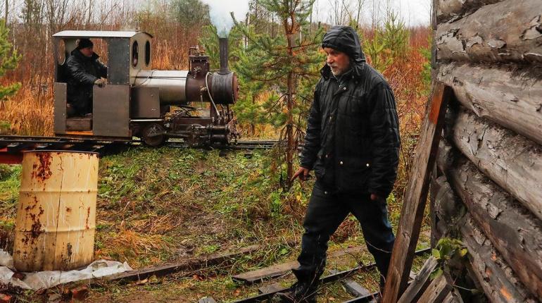Самая маленькая железная дорога в России