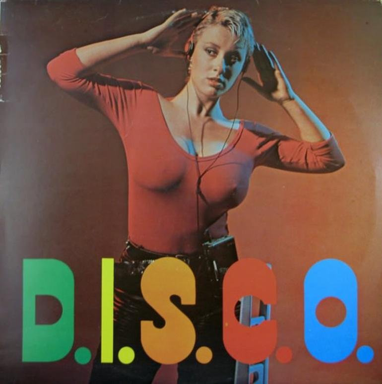 Сексуальные девушки на обложках виниловых пластинок