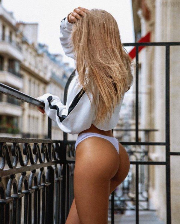 Наталья Красавина — Горячие фото модели