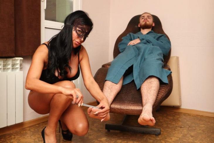 Мужской SPA-салон с обнаженными девушками в Екатеринбурге