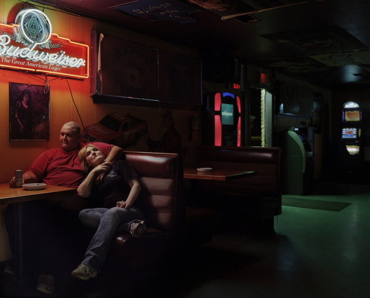 Американская глубинка в фотопроекте «Наизнанку»
