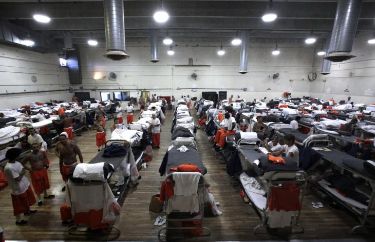 Американские тюрьмы