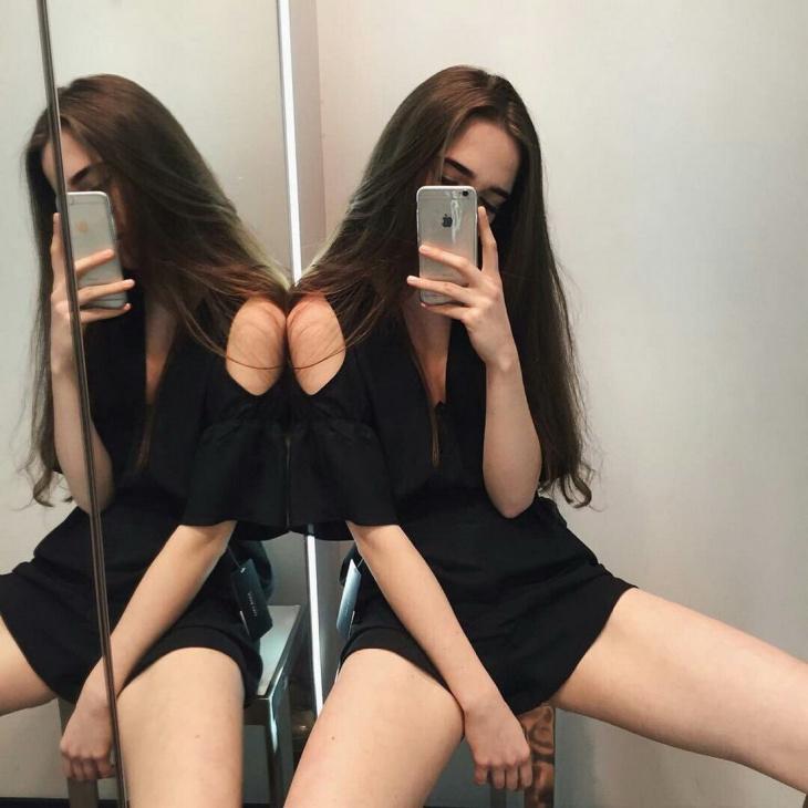 Горячие девушки из социальных сетей #3