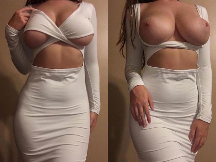 Девушки в нижнем белье и без него