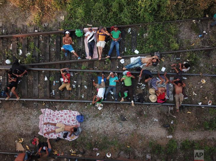 Кадры из Латинской Америки