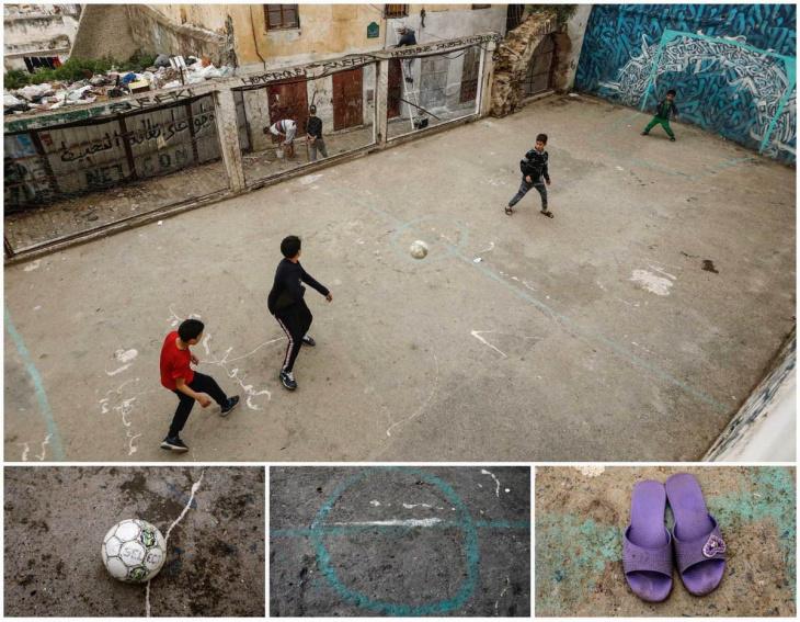 Как во всем мире играют в футбол