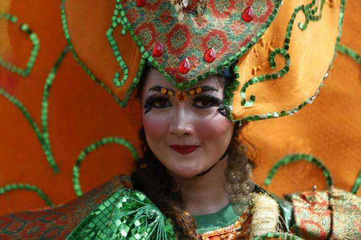 Международный фестиваль культуры на острове Батам