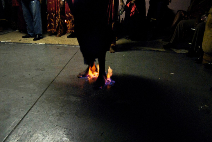 Обряды и практики вуду в Нью-Йорке