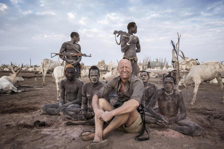 Последние сохранившиеся племена на нашей планете