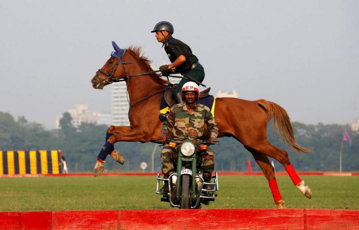 Повседневная жизнь в фото: Индия