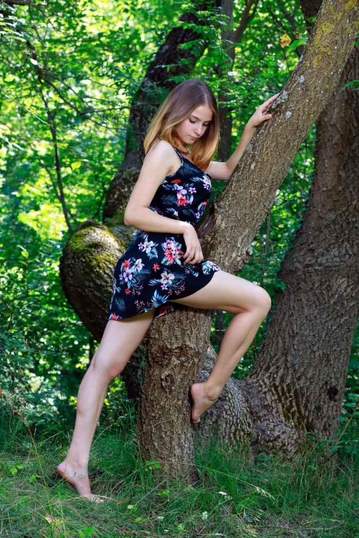 Красавица Дакота Пинк — Фото НЮ