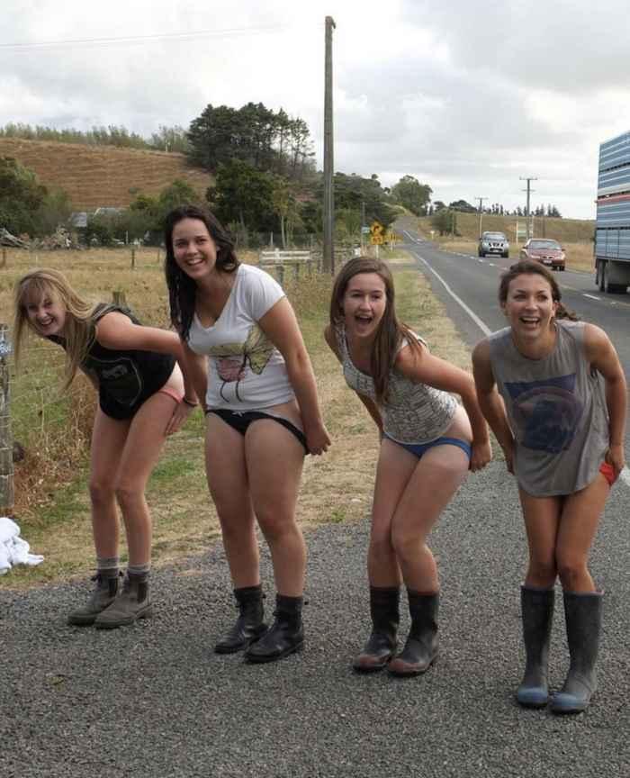 Развратные фото девушек
