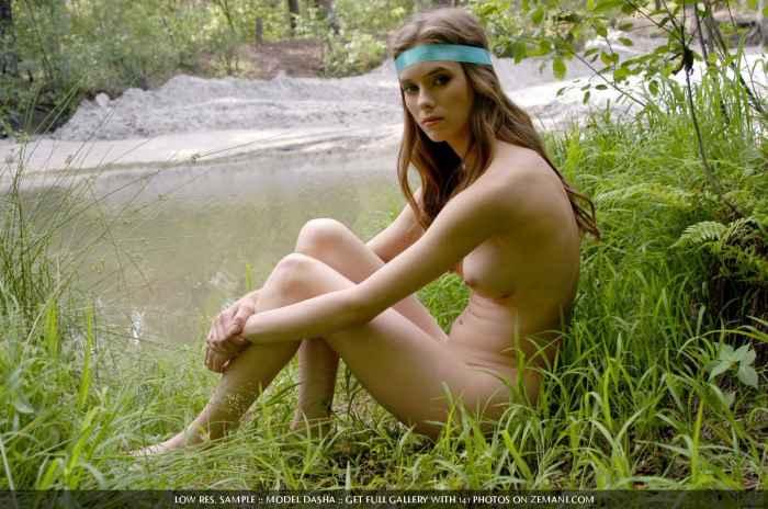 Девушка дня — Даша, горячие ню фото