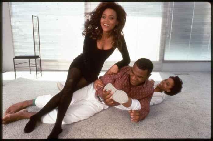 Фотографии Майка Тайсона и его жены Робин Гивенс, сделанные Энтони Барбозой в 1988 году