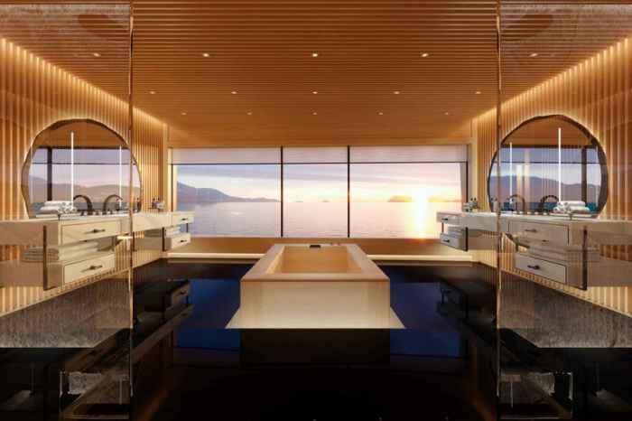 Новая яхта Билла Гейтса за 645 миллионов долларов