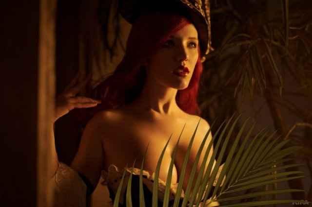 Лада Люмос — горячая девушка, которая знает толк в Косплее