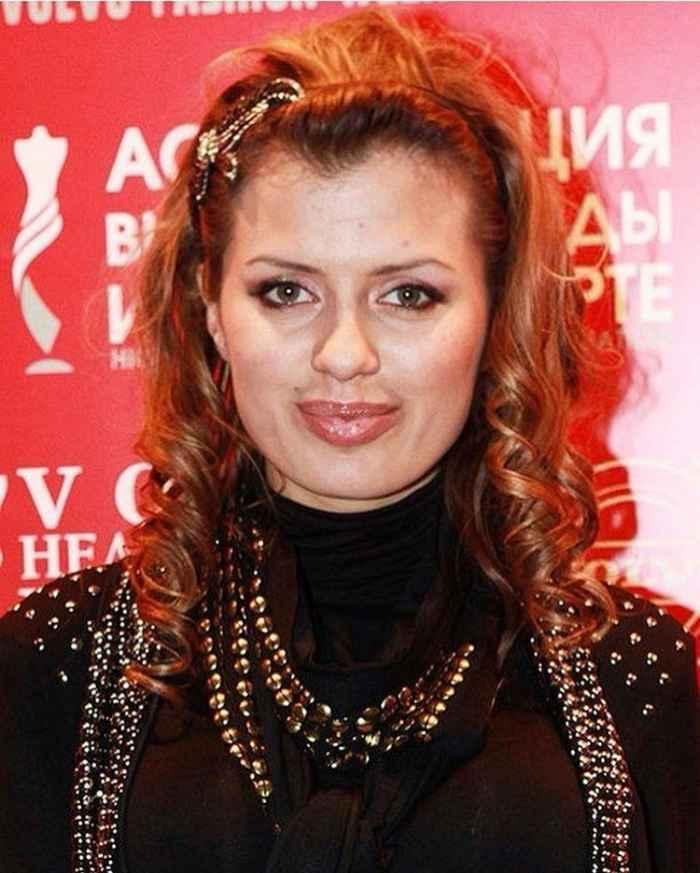 Российские знаменитости в расцвете своей популярности