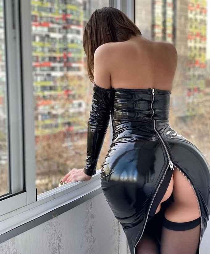 Московская секс-бомба Виктория Лискова