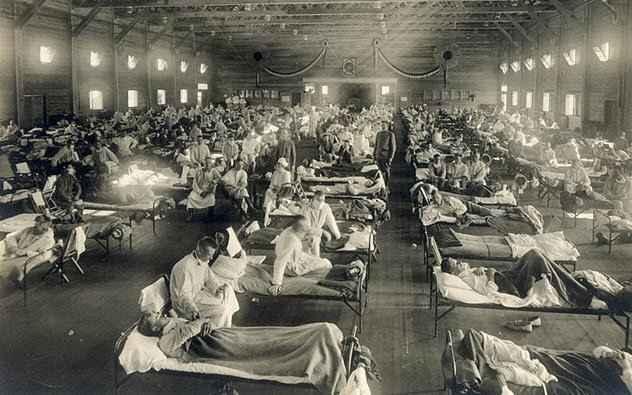 Самые смертоносные пандемии прошлого