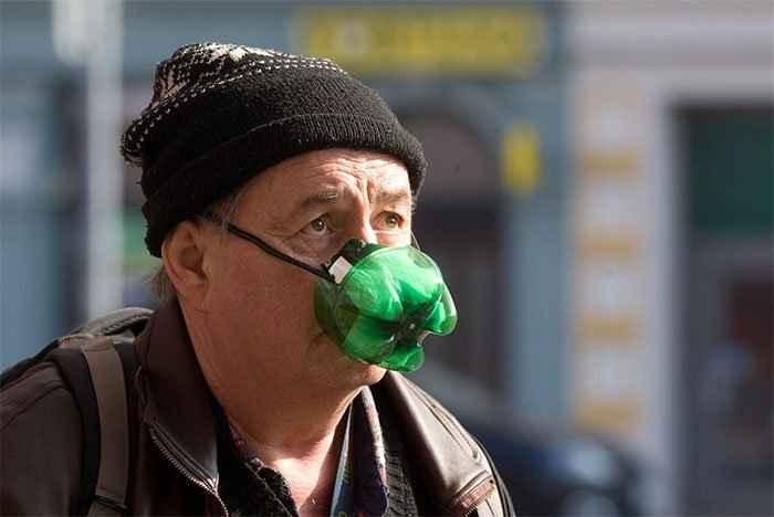 Приколы про личную защиту во время эпидемии Коронавирусом