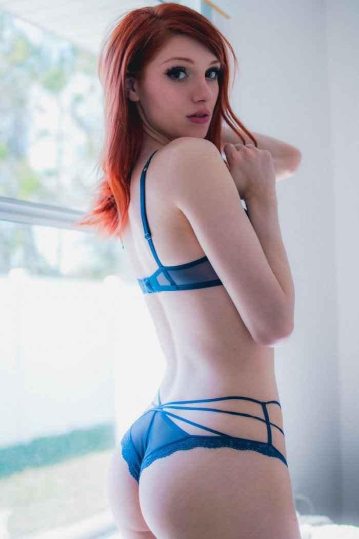 Красивые девушки с рыжими волосами