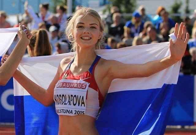 Очаровательная девушка дня — Валентина Косолапова