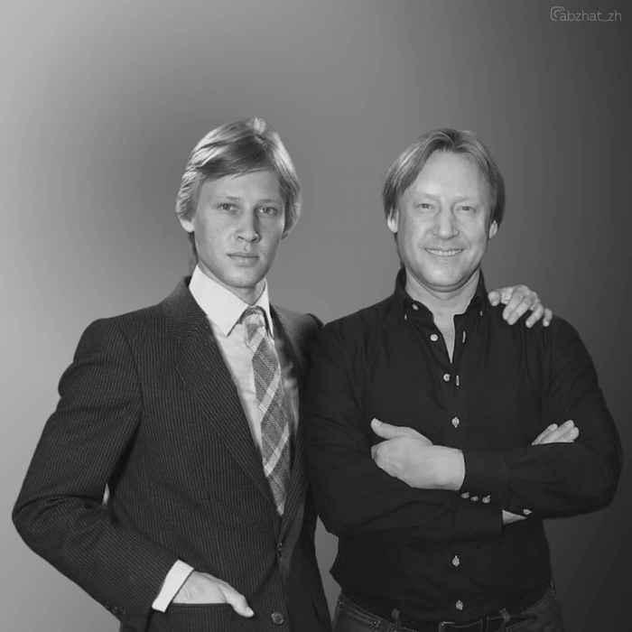 Отечественных знаменитости в молодости и сейчас
