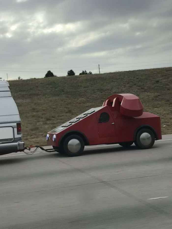 Подборка автомобильных приколов и юмора