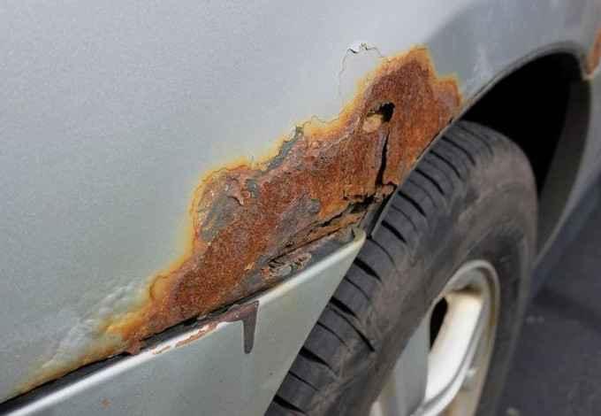 Почему ржавеет оцинкованный кузов автомобилей?