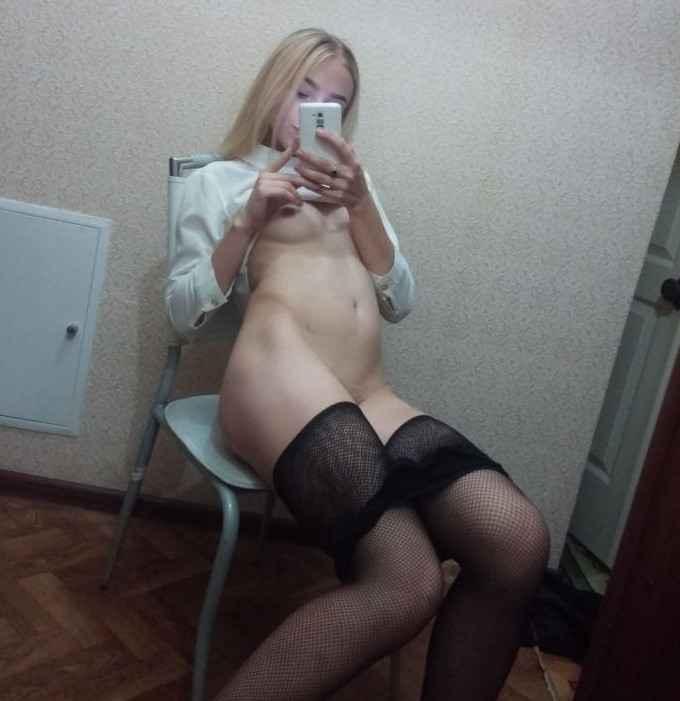 Русская частная эротика