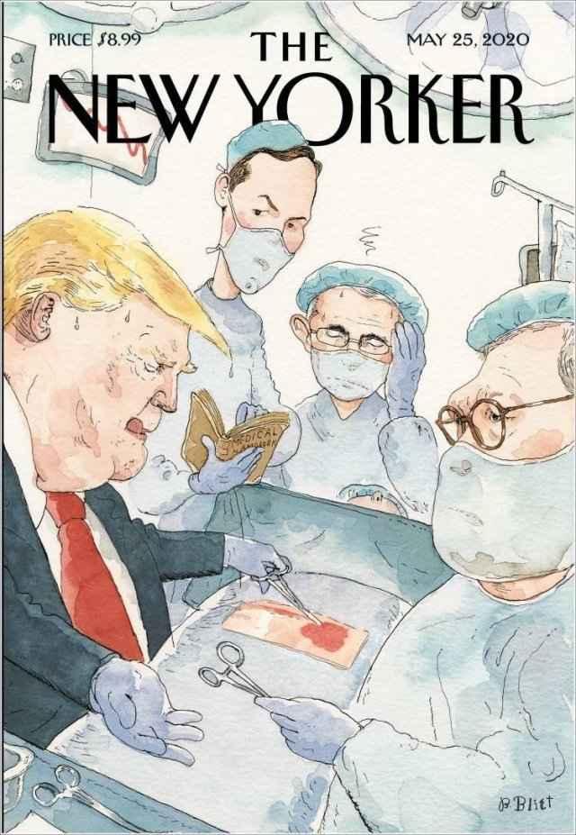 Обложки мировых СМИ — о коронавирусе и самоизоляции