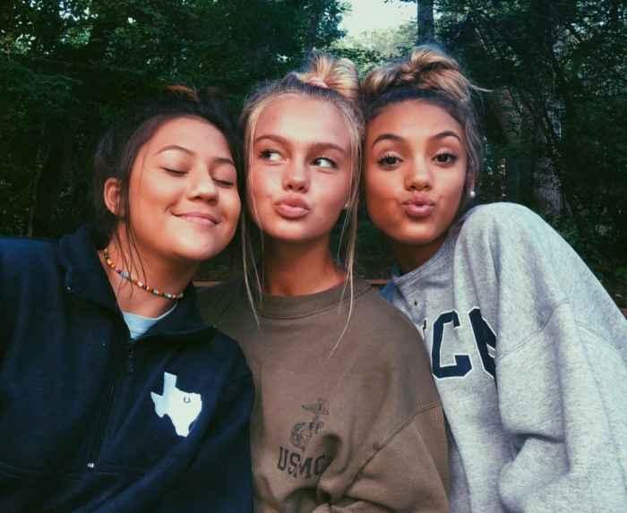 Фотографии молоденьких и милых девушек
