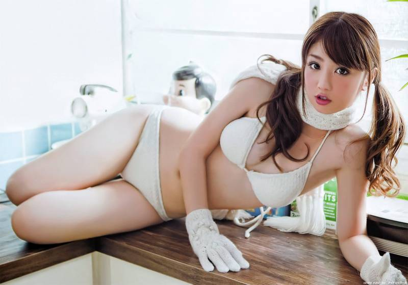 64 сексуальных девушек из Японии
