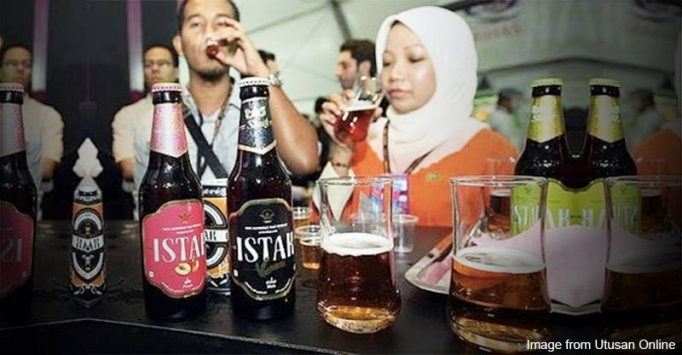Разрешено ли спиртное в Исламе?