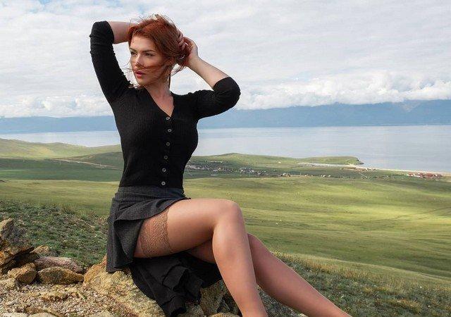 Ирина Мейер — образы косплея красотки