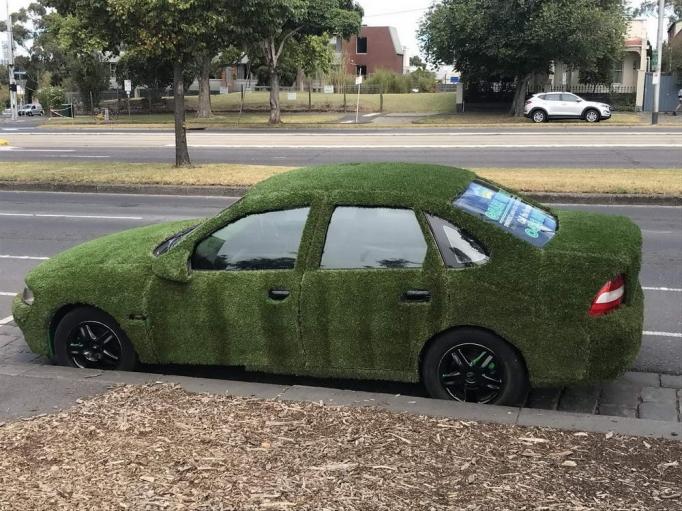 Автомобильные приколы и юмор