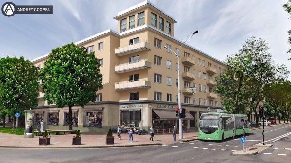 Дизайнер Андрей Гупса показал, как могли бы выглядеть города, если немного привести их в порядок
