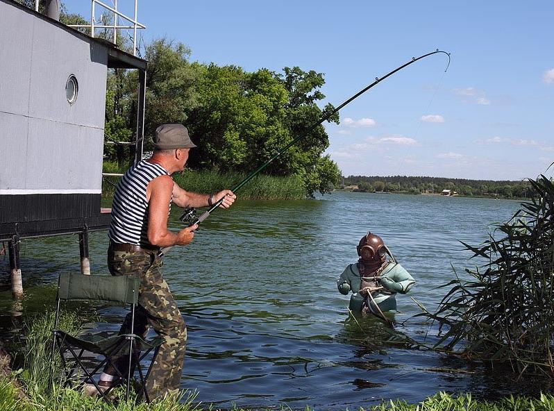 Ловись рыбка большая и маленькая