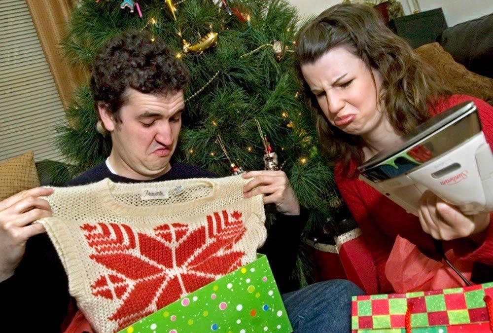 Когда недолго думал над подарком