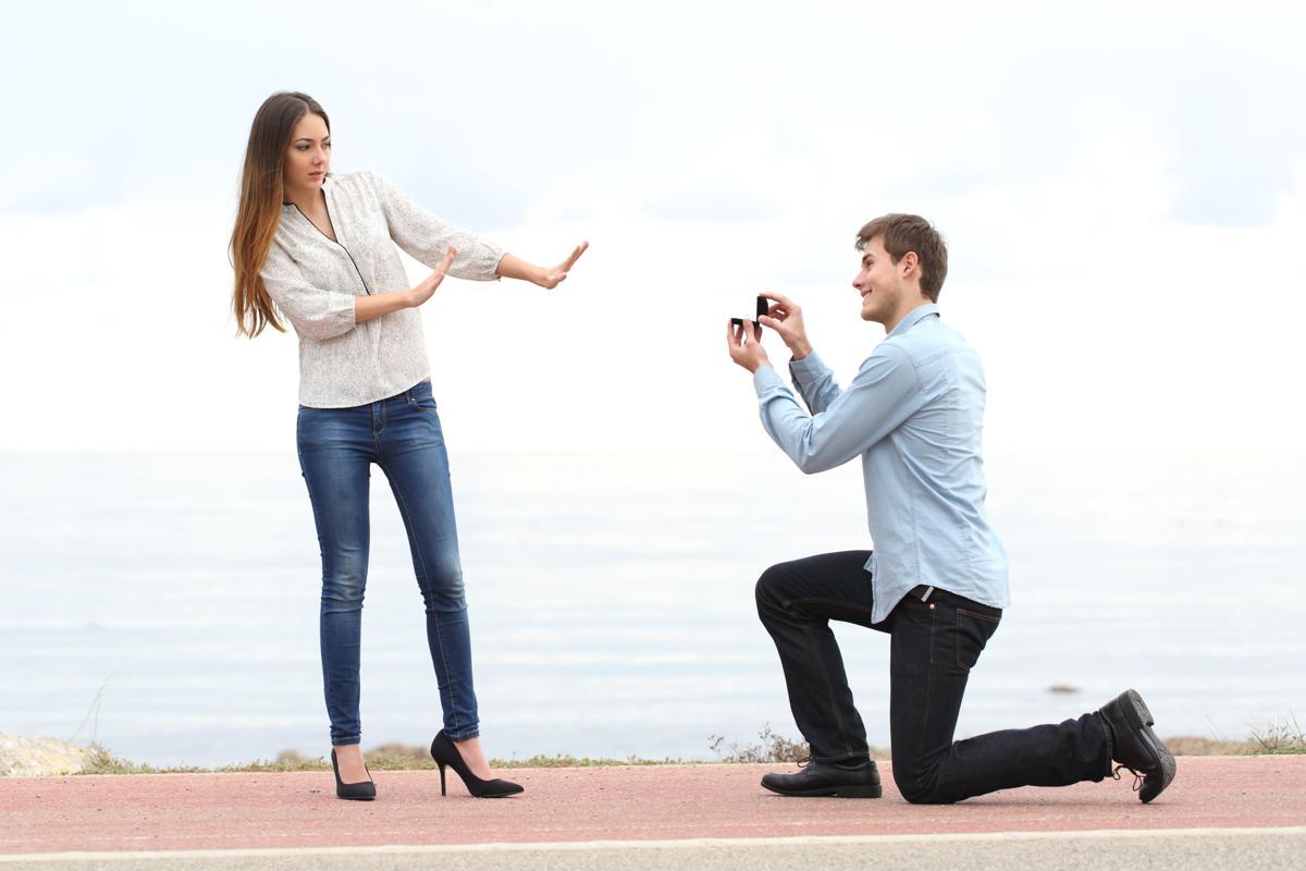 Ты точно хочешь на мне жениться?