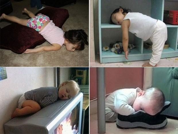 Спать можно и стоя