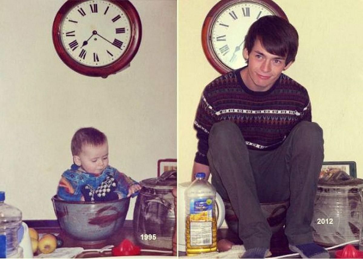 Машина времени или как вернуться в детство