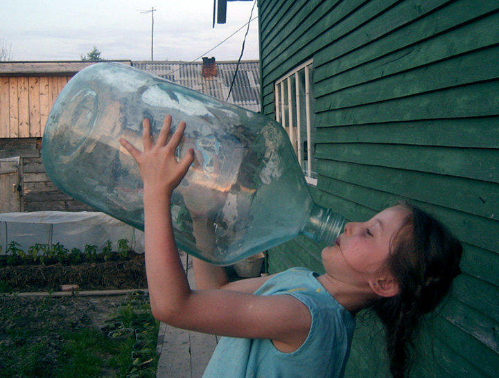 Когда жажда сильнее тебя
