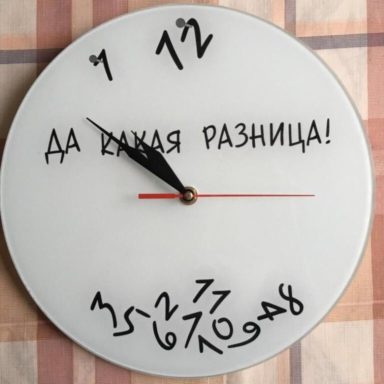 Подборка оригинальных часов, создатели которых обладали хорошим чувством юмора
