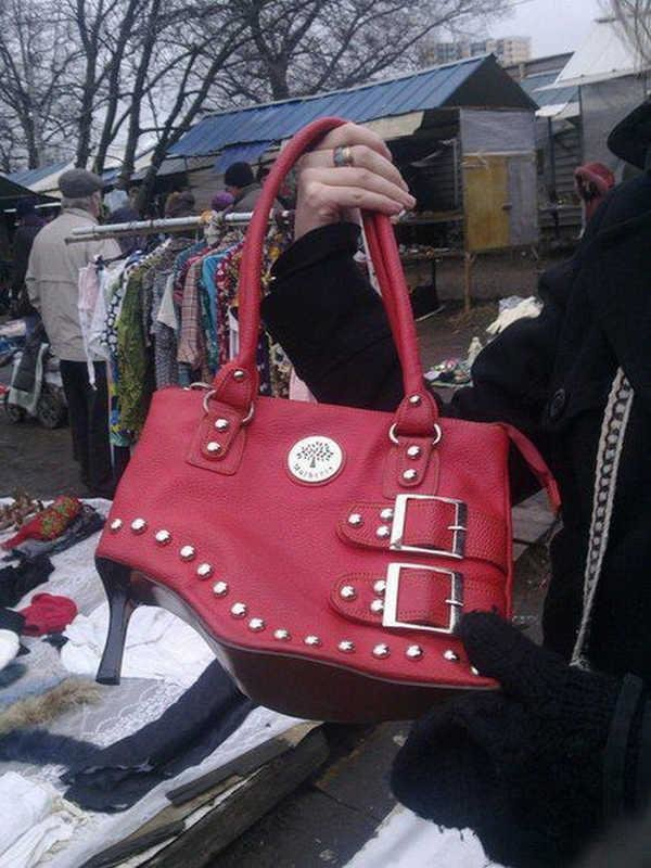 Подборка самых необычных женских сумочек