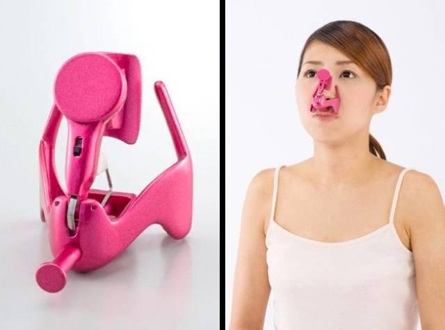 Подборка самых странных изобретений для поддержания женской красоты