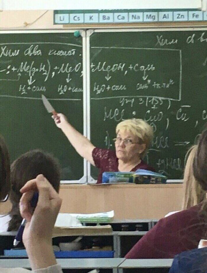Подборка фото приколов про учителей