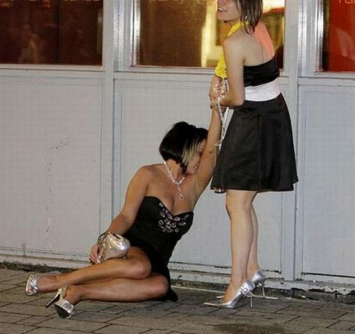 Пьянство никого до добра не доводило