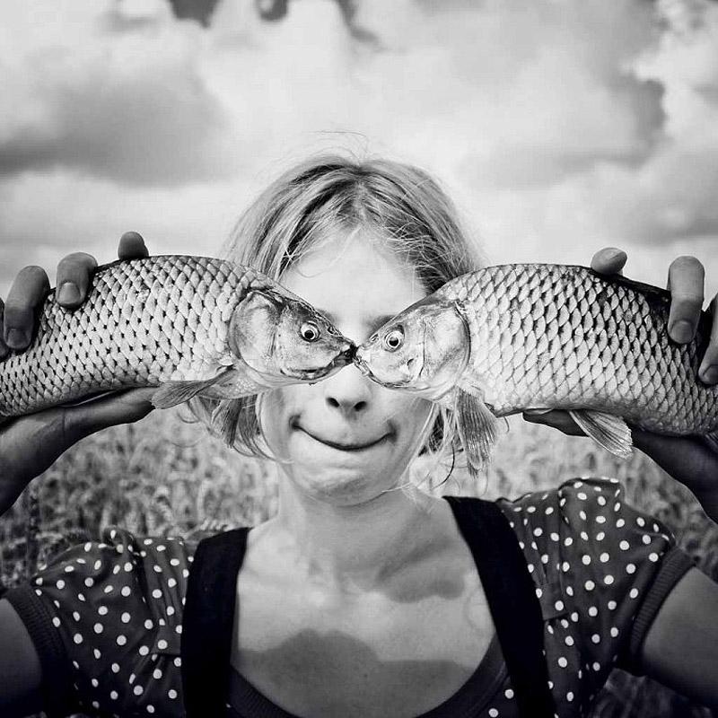 Обман зрения: подборка лучших оптических иллюзий