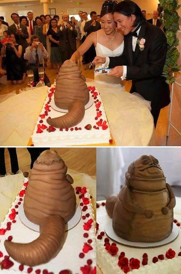 Подборка свадебных тортов, сделанных «со вкусом»